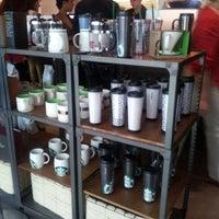 Photo taken at Starbucks by Roberto K. on 10/20/2012