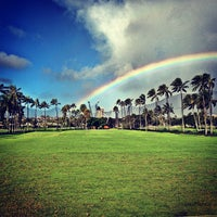 Photo taken at Waialae Country Club by Chad C. on 1/7/2013