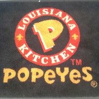 Photo taken at Popeyes Louisiana Kitchen by John G. on 6/1/2013