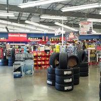Photo taken at Pep Boys Auto Parts & Service by John G. on 9/25/2012