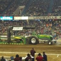 Photo taken at Kentucky Exposition Center by Louisville M. on 2/16/2013