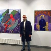 1/26/2018 tarihinde T.Cziyaretçi tarafından Galeri Soyut'de çekilen fotoğraf