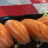 Photo taken at ไทจิ Sushi by ปูงๆ on 8/22/2016