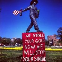 Photo taken at University of Oklahoma by University of Oklahoma on 10/26/2012