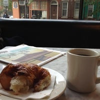 Photo taken at Last Drop Coffee House by Eat Drink & Be Philly o. on 10/19/2012