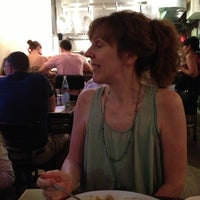 Photo taken at Audrey Claire by Eat Drink & Be Philly o. on 7/18/2013