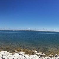 Photo taken at Lake Amistad by Joe T. on 3/10/2015