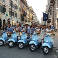 Photo taken at Via del Corso by Dolce&Gabbana on 7/19/2013