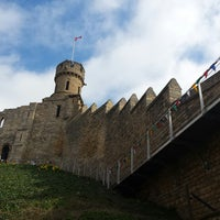Photo taken at Lincoln Castle by Martin S on 4/6/2015