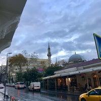 Photo taken at Teşvikiye by Gokhan A. on 11/29/2017