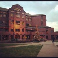 Photo taken at Alumni Memorial Union (AMU) by Father M. on 12/3/2012