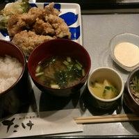 Photo taken at 原宿 たけ工房 by コロ助 on 12/20/2015