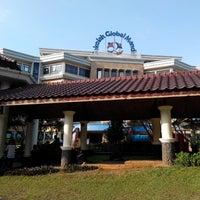 Photo taken at Sekolah Global Mandiri Cibubur by Sutantyo W. on 4/26/2014