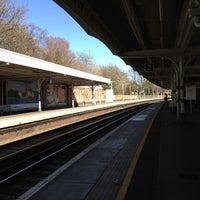 Photo taken at Norbury Railway Station (NRB) by Rhammel A. on 4/20/2013