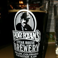 Photo taken at Pug Ryan's Brewing Company by Alex F. on 10/25/2012