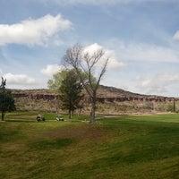 Photo taken at Cerbat Cliffs Golf by John L. on 3/2/2014