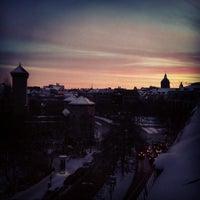 Photo taken at Isartor by Korbinian M. on 12/13/2012