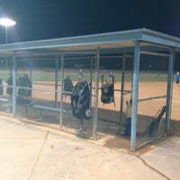 Photo taken at Red Mountain Softball Complex by Mito M. on 11/30/2012