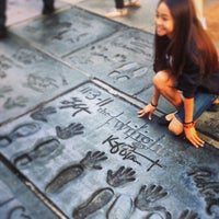 Photo taken at TCL Chinese Theatre by Vasiliy V. on 4/2/2013