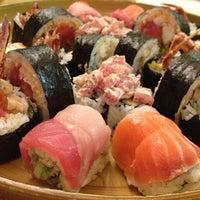 Photo taken at Waraji Japanese Restaurant by GoGirl N. on 1/8/2013
