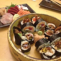Photo taken at Waraji Japanese Restaurant by GoGirl N. on 10/7/2012