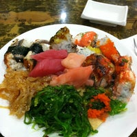 Photo taken at Kokyo Sushi Buffet by Alice T. on 12/29/2012