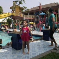 Photo taken at swiming pool by jatmiko m. on 8/3/2014