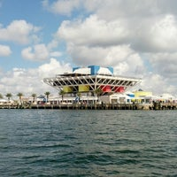 Photo taken at St. Petersburg Pier by Hardcore Warrior on 5/3/2013