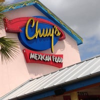 Photo taken at Chuy's by Daniel S. on 4/14/2013
