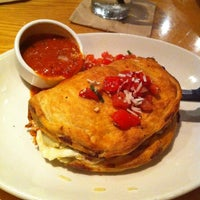 Photo taken at BJ's Restaurant and Brewhouse by Kyla M. on 3/9/2013
