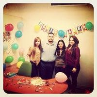 Photo taken at Consultorio del Dr. Lic. Vargas by Emmanuel V. on 11/22/2013