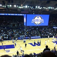 Photo taken at Alaska Airlines Arena by Jessica L. on 6/23/2013