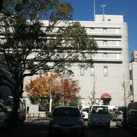 Photo taken at Osaka International House by Atsushi O. on 12/3/2012