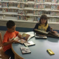 Photo taken at Brentwood Public Library by Gustavo S. on 10/14/2013