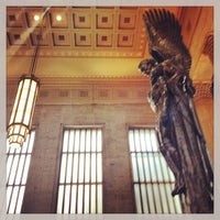 Photo taken at 30th Street Station (ZFV) by Tim W. on 4/10/2013