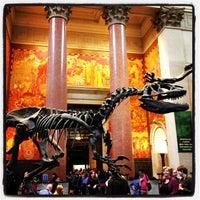 Foto tirada no(a) Museu Americano de História Natural por Tim W. em 5/18/2013