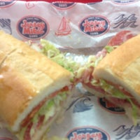 Photo taken at Jersey Mike's Subs by Beach L. on 2/3/2013