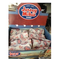 Photo taken at Jersey Mike's Subs by Beach L. on 1/7/2013