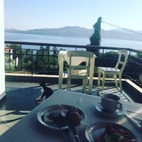 Photo taken at Clara Hotel by Zuhal E. on 7/26/2017