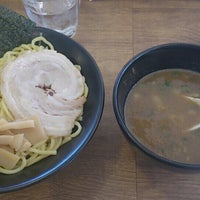 Photo taken at ラーメン屋 デビット by バ ツ. on 10/29/2015