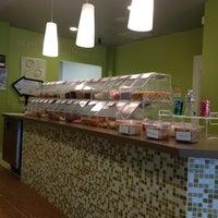 Photo taken at 1st Treat Yogurt by Lorraine P. on 10/30/2014