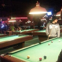Photo taken at Barney's Billiards Saloon by Caramels' D. on 3/6/2014