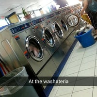 Photo taken at Washteria by Caramels' D. on 3/17/2015