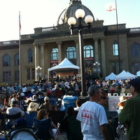 Photo taken at Courthouse Square by Cheryl M. on 7/28/2013