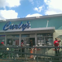 Photo taken at Curly's Fried Chicken by Andrè P. on 12/1/2012