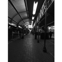 Photo taken at Terminal DAMRI Gambir by ridho g. on 11/27/2015