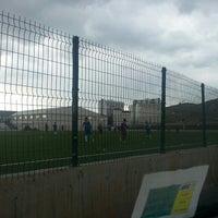 Photo taken at Yahşihan Gençlik Hizmetleri Spor İlçe Müdürlüğü Yenişehir Spor Kompleksi by Uğr F. on 5/3/2015