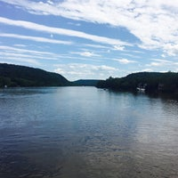 Photo taken at Delaware River by Leslie C. on 6/24/2017
