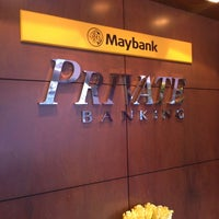 Photo taken at Maybank Private Banking by Rizzuwan idris on 12/10/2013