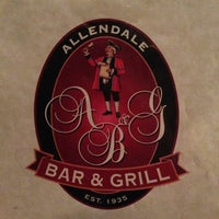 Photo taken at The Allendale Bar & Grill by Jake B. on 1/5/2013